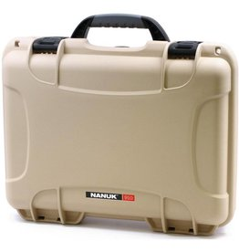 Nanuk Nanuk 910 Case with Foam Classic Tan