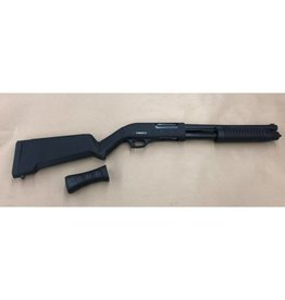canuck Canuck Regulator/Defender Combo Pump Action Shotgun, 12 Gauge, 3'', 14'' Barrel, Synthetic Bird Head Style Grip and Fixed Stock, CRDC 1214