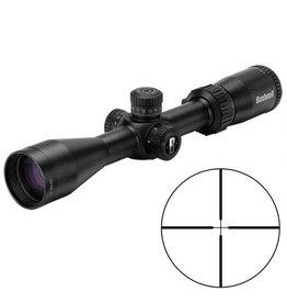 Bushnell Bushnell Rimfire Optics 3-9x40mm Rimfire Riflescope Multi-X Reticle 1'' Tube .25 MOA Adjustment Second Focal Plane .22LR/.17HMR Turrets Matte Black 633941