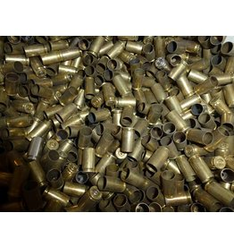None Once Fired Mixed Brass 9mm Luger (500ct)