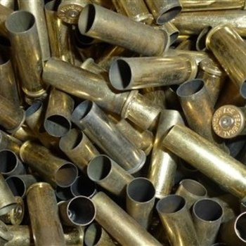 Once Fired Mixed Brass .357 Mag (250ct)
