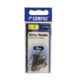 Kirby KIRBY HOOKS 11PC/PB #1/0