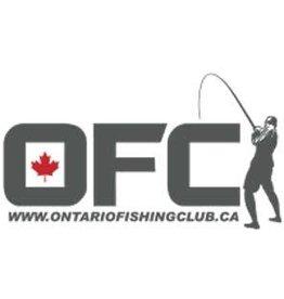 OFC OFC Ontario Fishing Club hoodies
