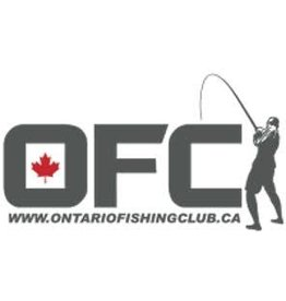 OFC OFC Ontario Fishing Club Stickers