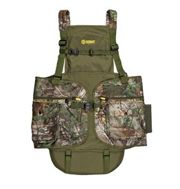 Hunters specialties 01857 Turkey Vest 2xl/3xl Xtra Gree