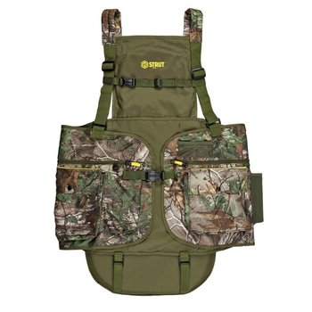 Hunters specialties 01857 Turkey Vest 2xl/3xl Xtra Gree