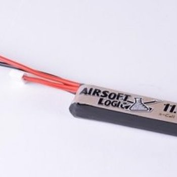 Airsoft Logic Airsoft Logic 11.1V Li-po Battery 1100maH (Stick)