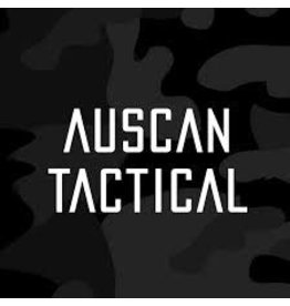 Auscan Tactical Auscan Tactical AR500 3/8'' SILHOUETTE SMALL 6X9