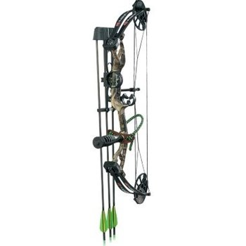 PSE PSE Mini-Burner Compound Bow Package