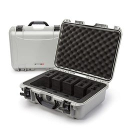 Nanuk Nanuk Case with Foam insert for 4UP Silver 925