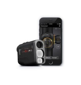 ATN Laser Ballistics 1000 Rangefinder w/ Bluetooth,  Ballistic Calculator, shooting solutions App