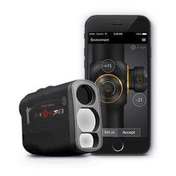 ATN Laser Ballistics 1000 Rangefinder w/ Bluetooth,  Ballistic Calculator, shooting solutions App