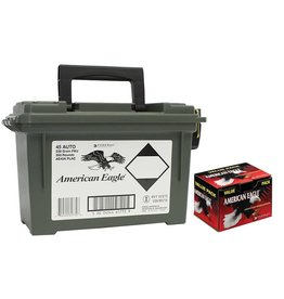 Federal Federal American Eagle 45 ACP Auto 230gr 300 rd with ammo box