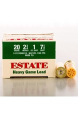 "Estate Estate Heavy Game Load 20ga 2 3/4"" 1 oz 7.5"