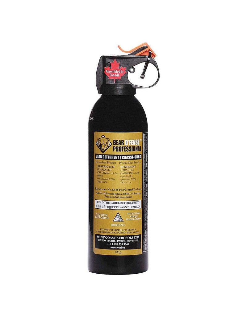 Bear Defense Bear Spray