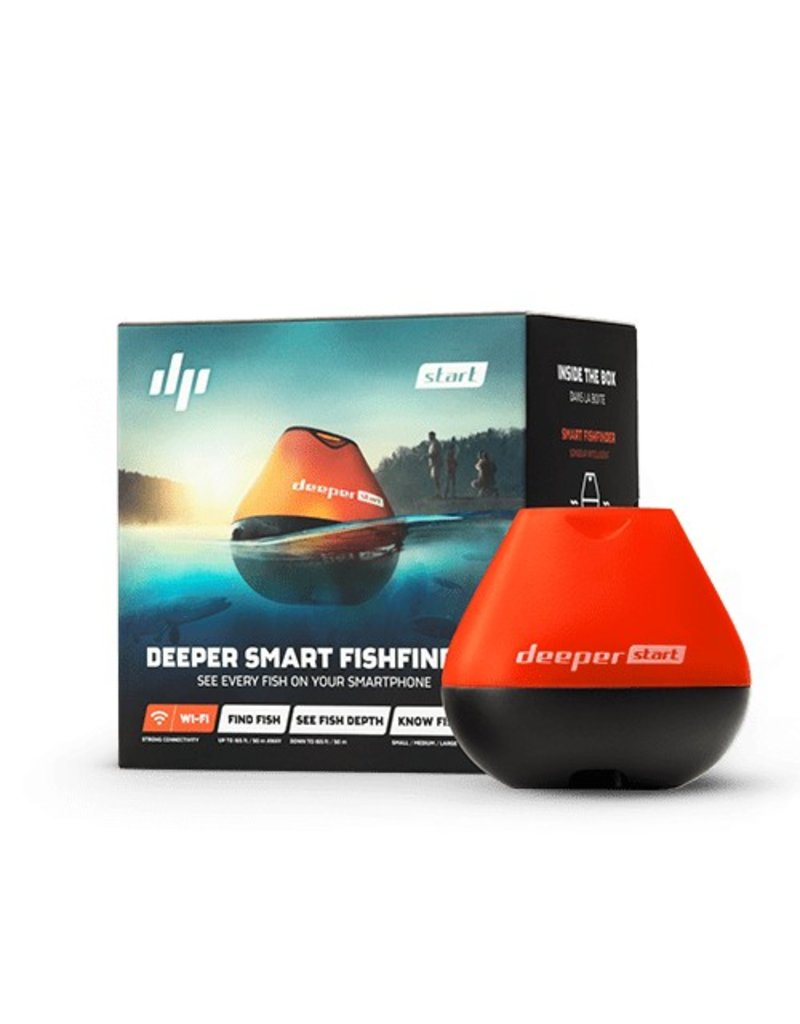 deeper Deeper smart fishinder Sonar Start