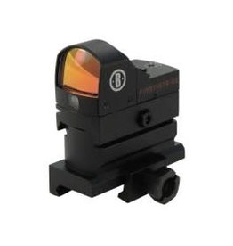 Bushnell Bushnell AR Optics First Strike Reflex Red Dot Sight, 5 MOA Dot with Hi-Rise Mount, Matte, AR730005