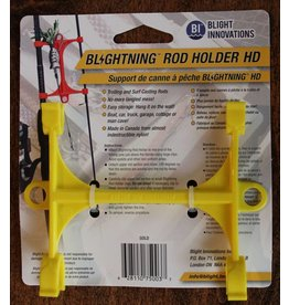 Blight Innovations Blightning Rod Holder 102001 - Yellow
