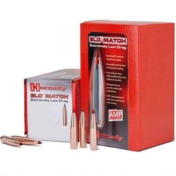 Hornady Hornady ELD Match Projectiles .30 CAL 308 Diameter 178 Grain Boat Tail