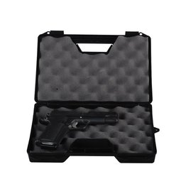 MTM Single Handgun Case - black