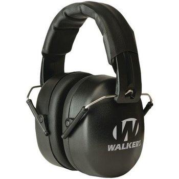 Walkers Walkers Game Ear Youth & Women Folding Ear Muff GWPYWFM2 BLK