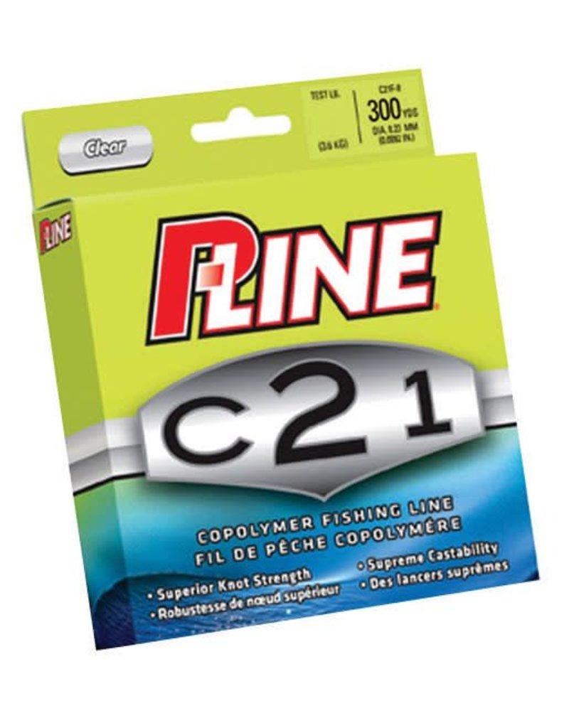P-Line P-Line C21 300-Yard 10-Pound Copolymer Fishing
