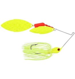 Strike King PRO38-70 38 Special Spinnerbait 3/8oz Cht/Painted Blds