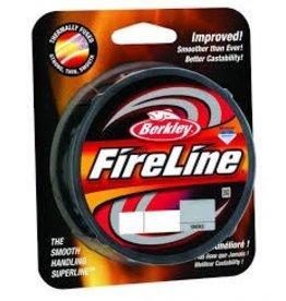 Berkley Berkley FireLine Fused Smoke Fishing Line (125 yds) - 6 lb Test