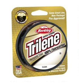 Berkley Berkley Trilene 100% Fluoro 15 lb Test 200 yd Fishing Line