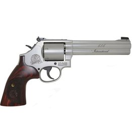 Smith & Wesson S&W Smith Wesson 686 .357 MAG. 6'' BRL 6 SH STS, Wood Grip