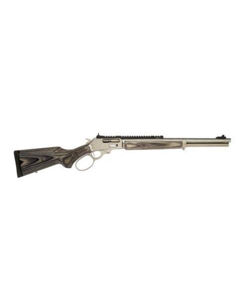 "Marlin Marlin Lever Action Rifle RH 18.5"" 45-70 GOVT S/Swood(5+1) 1895SBL Standard Trgr"