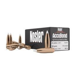 Nosler Nosler AccuBond 338 Cal. 200 Grain SP-50 CT