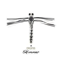 "Lunkerhunt Lunkerhunt Dragonfly Finesse Topwater Lure 3"", 1/4oz - Skimmer"
