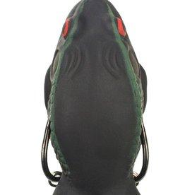 Lunkerhunt Lunkerhunt Prop Frog Soft Bait - Texas Toad