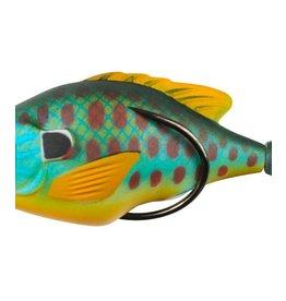 Lunkerhunt Lunkerhunt Prop Sunfish Soft Bait - Pumpkin Seed