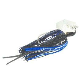 Z-man Z-man ChatterBait Original Lures 1/2oz Blue/Black
