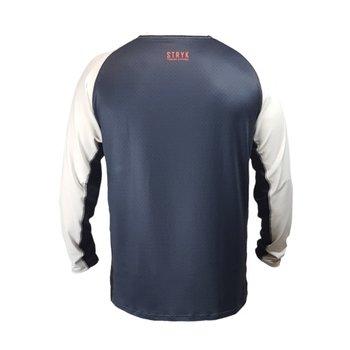 stryk fishing apparel STRYK Digi Scales Performance Long Sleeve L Grey