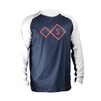 stryk fishing apparel STRYK Digi Scales Performance Long Sleeve L Blaze