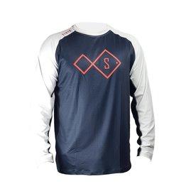 stryk fishing apparel STRYK Digi Scales Performance Long Sleeve S Blaze