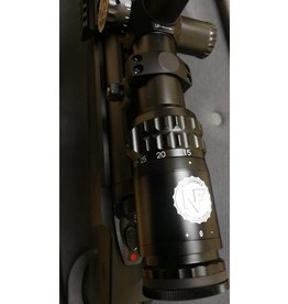 Savage NF Scope 15-55-52  ( with rings only) Savage rms 338 lp mag with pelican case(sold),