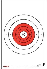 """EZ2C EZ2C Target  25ct/pack Style 12 11"""" x 17"""""""