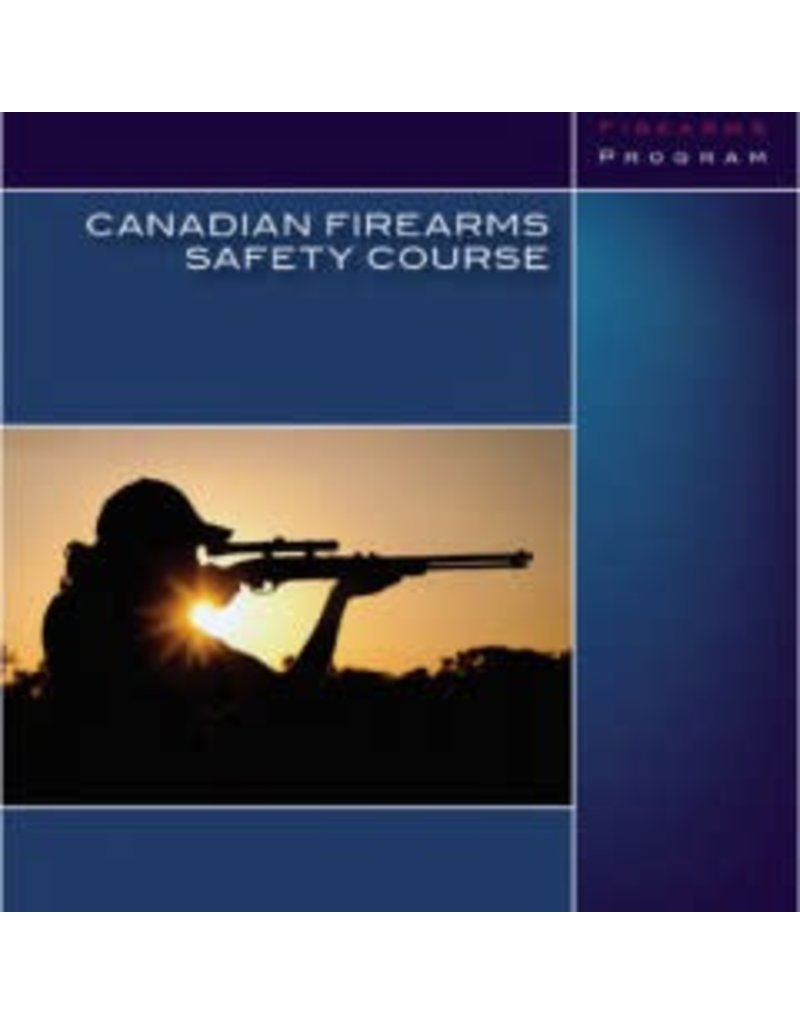 Aug 18-19  Firearm Safety Course (Non-restricted and Restricted)