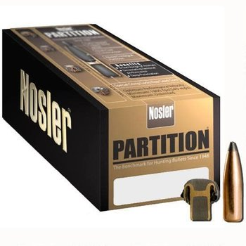 Nosler Nosler Partition 7mm 175 Grain SP-50 CT