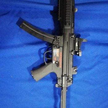 MP5 G+G Armament TGM AS RTB  airsoft