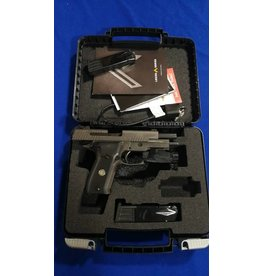 Sig Sauer Sig Sauer P226 Legion 9mm with flashlight