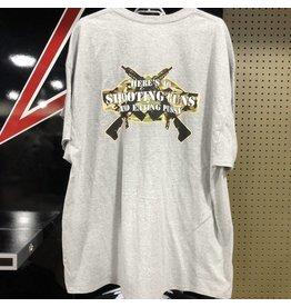 JESSE JAMES Jesse James Shootng Guns T-shirt - 2XL