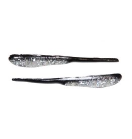 XZONE X Zone Lures Shiver Shad - 931 SILVER SHINER