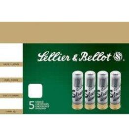 Sellier & Bellot Sellier&bellot 20Ga 2 3/4 Slug 5ct/pack