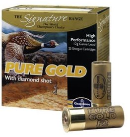 Kent Cartridge Kent Pure Gold w/ Diamond Shot Shotgun Shells (250-Rounds)