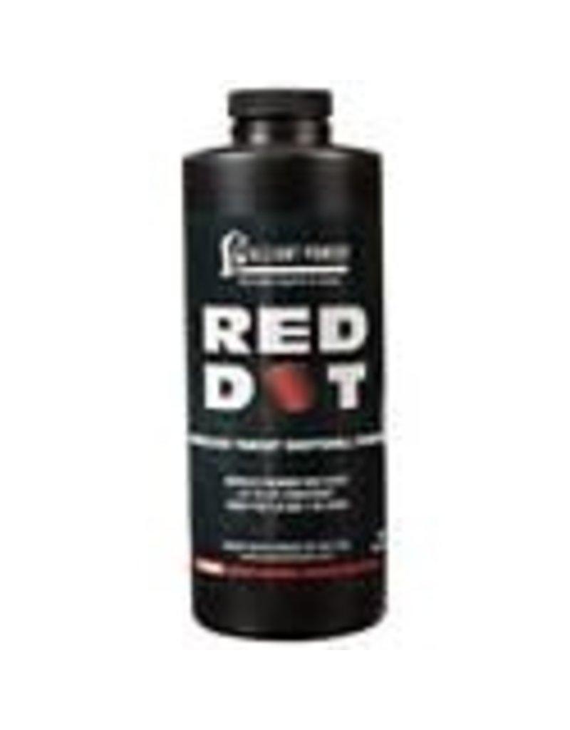 alliant powder Alliant Powder Red Dot Smokeless Target Shotshell Powder